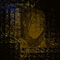 Portrait Reflection From Fresnel Prisms by Viktor Savchenko