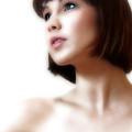 Portrait White  by Steven Digman