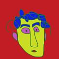 Portrait 01 by John Vincent Palozzi