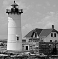 Portsmouth Harbor Lighthouse by Cathy Fitzgerald