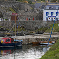 Portsoy Harbour by Diane Macdonald