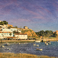 Portugal, Ferragudo Village  by Mikehoward Photography