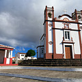 Portuguese Church by Gaspar Avila