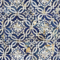 Portuguese Glazed Tiles by Gaspar Avila