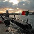 Portuguese Navy Submarine by Gaspar Avila