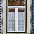 Portuguese Window by Edgar Laureano