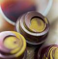 Portwine Infused Chocolates by Sabine Edrissi