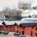 Porvoo Town II by Pekka Liukkonen