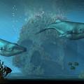 Poseidon's Grave by Daniel Eskridge