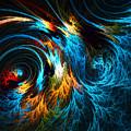 Poseidon's Wrath by Lourry Legarde