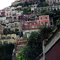 Positano, Amalfi,, Italy by Dave Philp