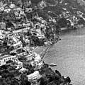 Positano Coast by John Rizzuto
