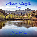 Positive Thoughts  by Alison Frank
