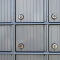Post Office Boxes by Robert Hamm