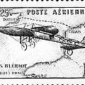 Postage Stamp: Bleriot by Granger