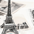 Postcards And Letters From Paris by Jorgo Photography - Wall Art Gallery
