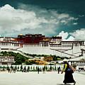 Potala Palace. Lhasa, Tibet. Yantra.lv by Raimond Klavins