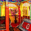Potala Tea Room by Roberta Bragan