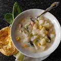 Potato Corn Chowder by Adria Trail