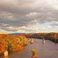 Potomac River by Mick Burkey