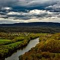 Potomac River Valley - West Virginia by Mountain Dreams