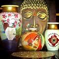 Pots by Xafira Mendonsa