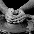 Potters Wheel Creation by Billy Soden