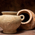 Pottery II by Tom Mc Nemar
