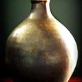 Pottery Vase by Julie Dybevik