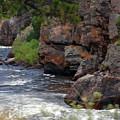 Poudre River 6 by Linda Benoit
