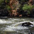 Poudre River 2 by Linda Benoit