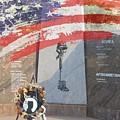 Pow Memorial by Adam Norman