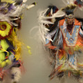 Pow Wow Beauty Of The Dance 1 by Bob Christopher
