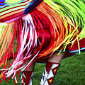 Pow Wow Beauty Of The Past 9 by Bob Christopher