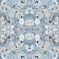 Powder Blue Pattern by Christina Rollo