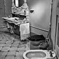 Powder Room by Gary Lengyel