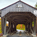 Power House Covered Bridge by Catherine Sherman