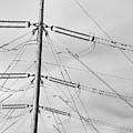 Power Line Sky by Britt Runyon