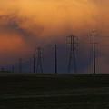 Power Silhouette by Ben Zell