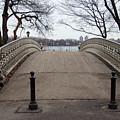 Power Walking In Central Park by Joe Scoppa