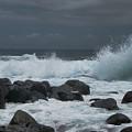 Powerful Wave by Pamela Walton