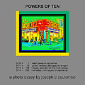 Powers Of Ten by Joseph Coulombe