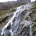 Powerscourt Waterfall In Ireland by Paul Jessop