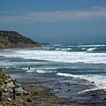 pr 121 - Lone Windsurfer by Chris Berry