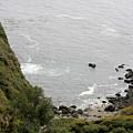 pr 166 - Cliffs Of Big Sur by Chris Berry