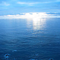 pr 168 - Blue Sunset II by Chris Berry