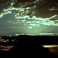pr 171 - Green Sunset II by Chris Berry