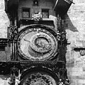 Prague Astronomical Clock 1410 by Guido Montanes Castillo