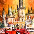Prague Authentic 01 by Miki De Goodaboom