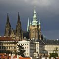 Prague Castle Complex by Sally Weigand